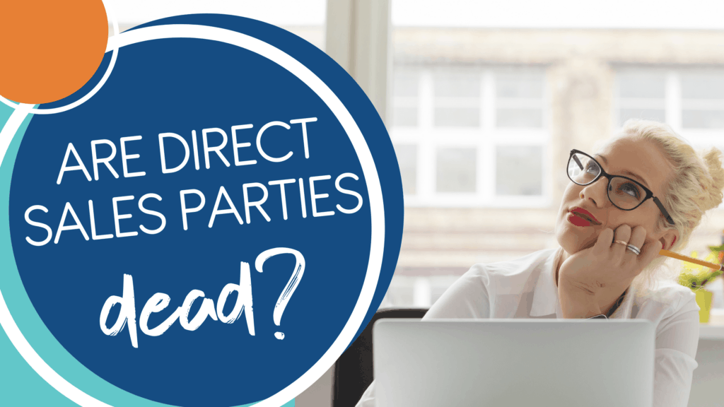 direct sales parties